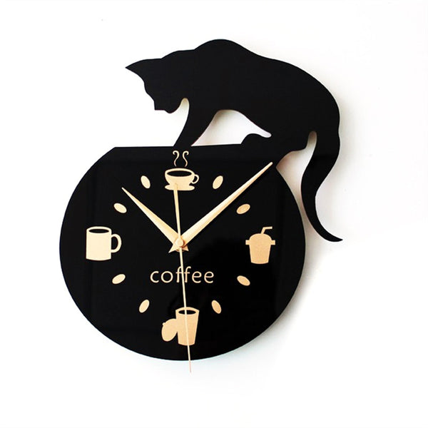 Cup Coffee Clock - MyCoffeeBrew