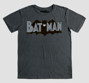 BATMAN RETRO LOGO