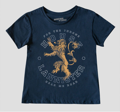 HOUSE LANNISTER MUJER