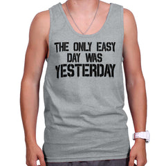 SportGrey|Yesterday Tank Top|Tactical Tees