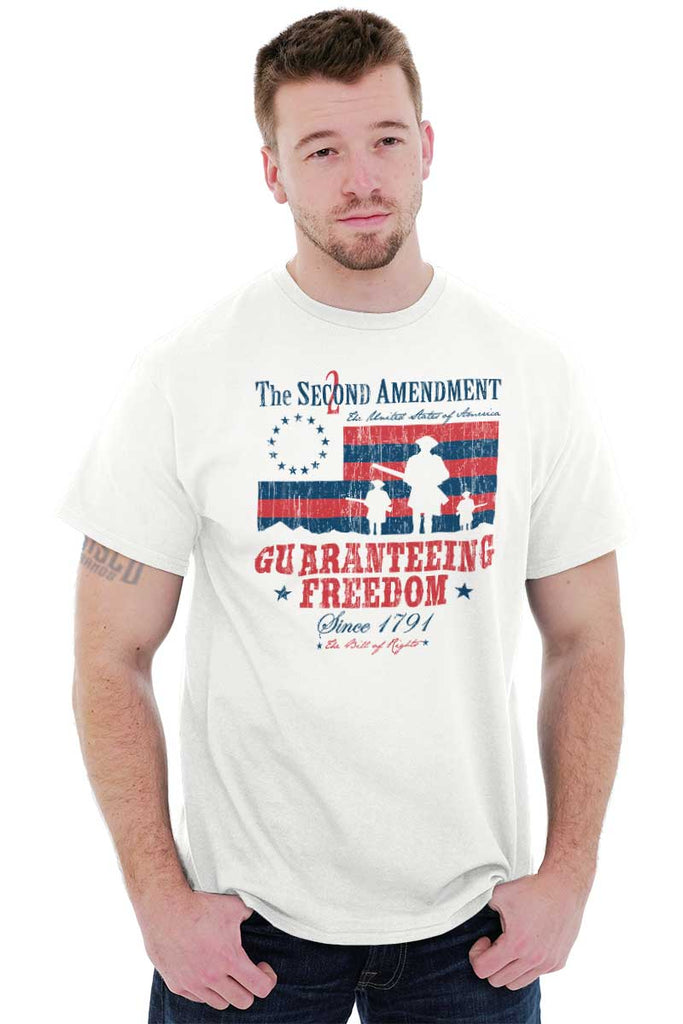 Male_White2|Guaranteeing Freedom T-Shirt|Tactical Tees