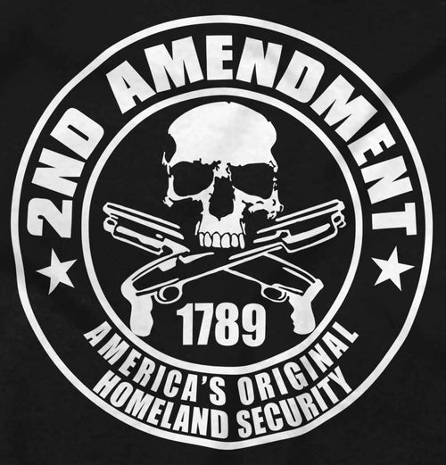 Black| Original Homeland Security T-Shirt|Tactical Tees