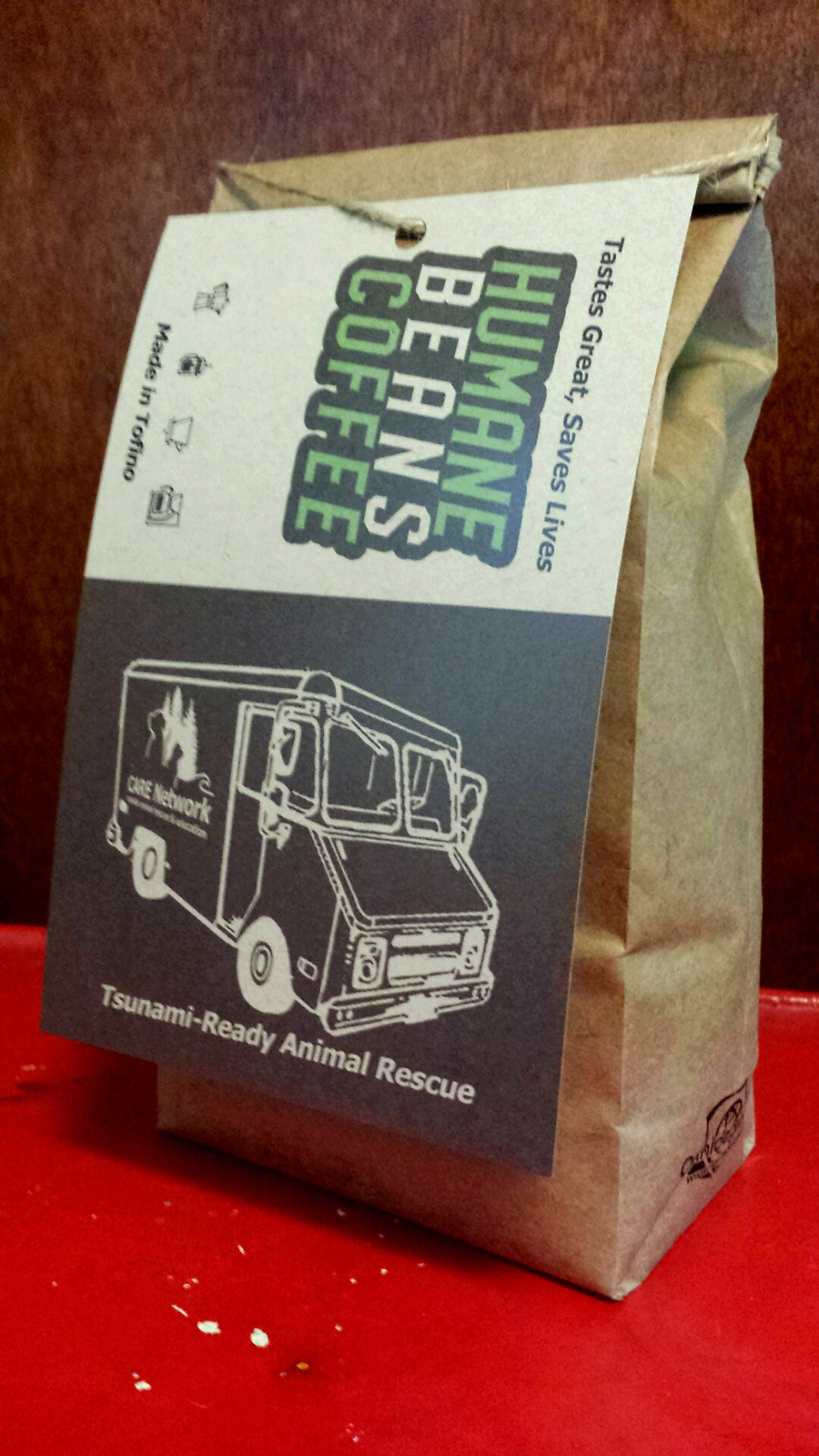 Stormy Waters (Dark) Roast - Shipping Needed