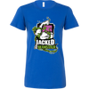 "Ladies ""Jacked"" Fitted Tee"