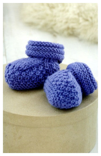 Sirdar Book 507 Snuggly Delights - Design 4706 - Booties