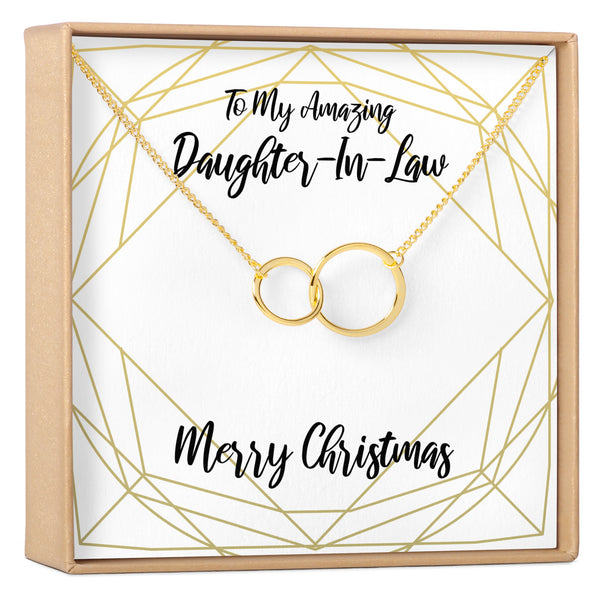 Christmas Gift for Daughter in Law Necklace - Dear Ava, Jewelry / Necklaces / Pendants