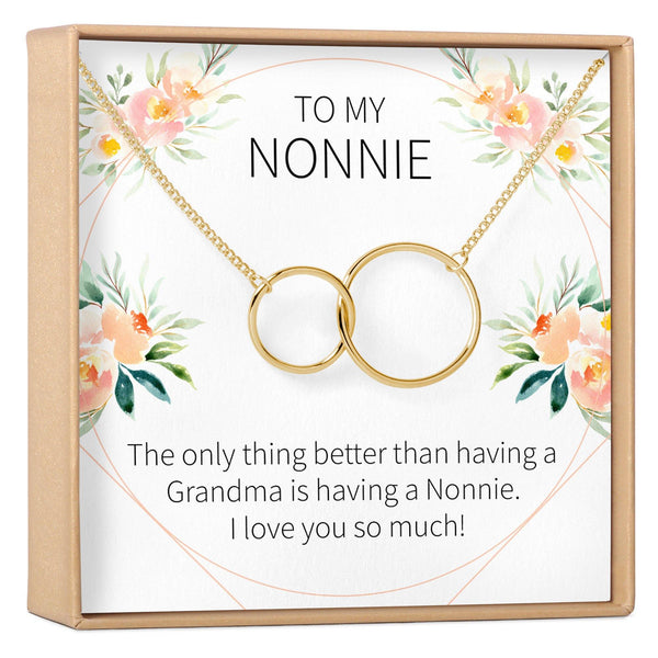 Nonnie Gift Necklace