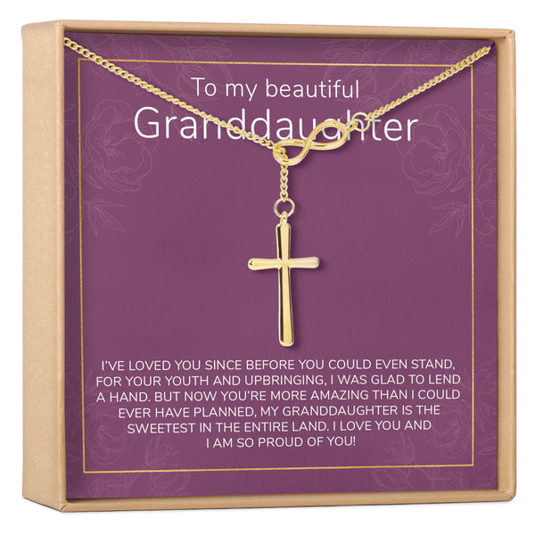 Granddaughter Necklace