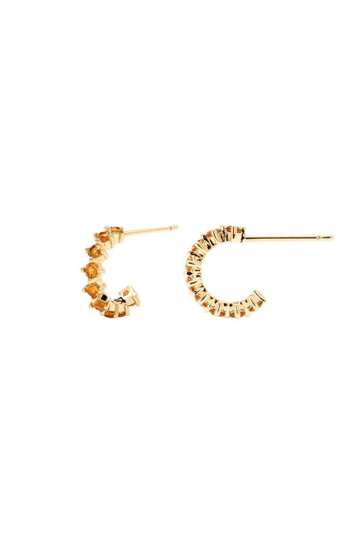 P D PAOLA | Yellow Bird Earrings