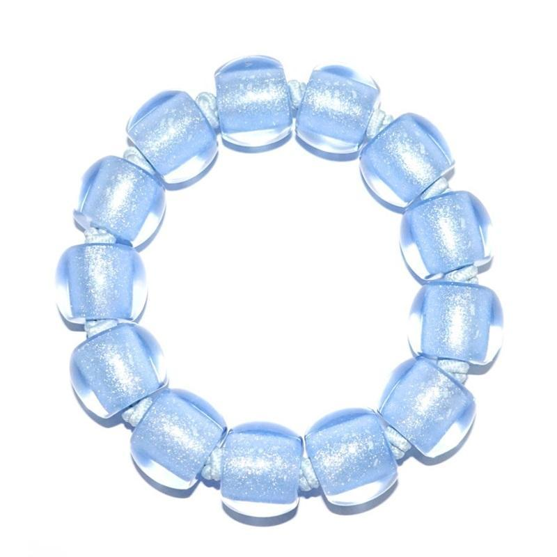 40103109060Q13 Colourful Beads Blue 9060 M