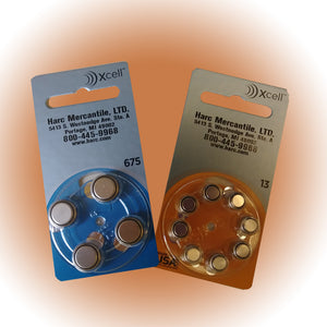 Hearing Aid Batteries Rayovac with HARC Label - harc.com