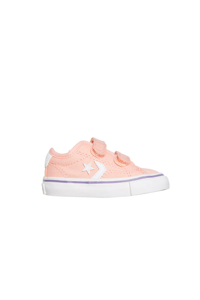 Converse Star Replay Toddler 2V Bleached Coral White Lilac