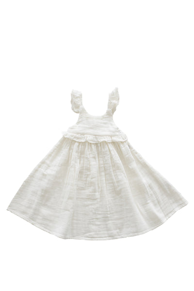 Lola Dress Coconut