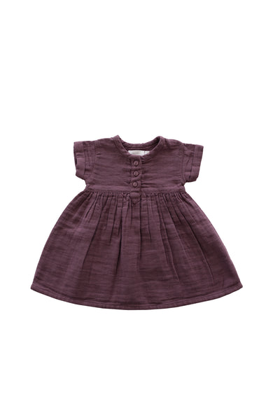 Short Sleeve Dress Twilight