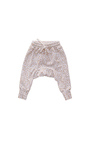 Speckle Harem Pants