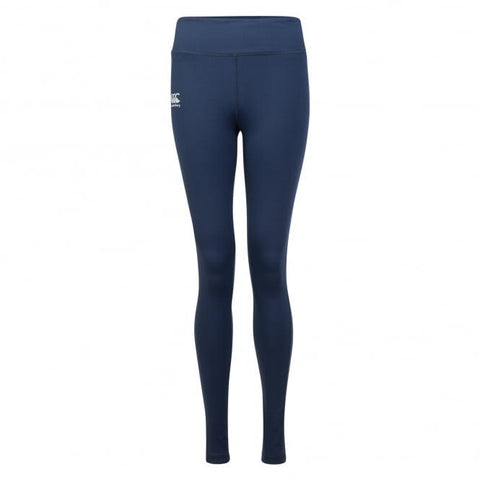 Vapodri Full Length Tight - Navy