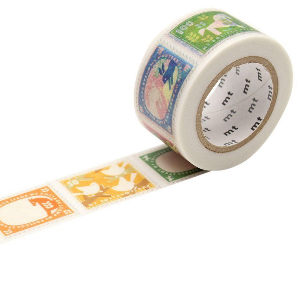 MT Masking Tape Postage Stamp