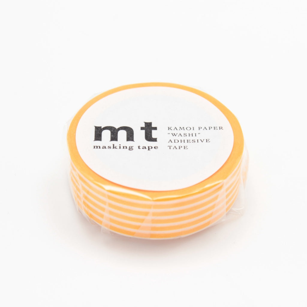 MT Masking Tape Border Yellow