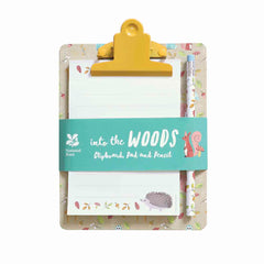 Clip Board Into the Woods