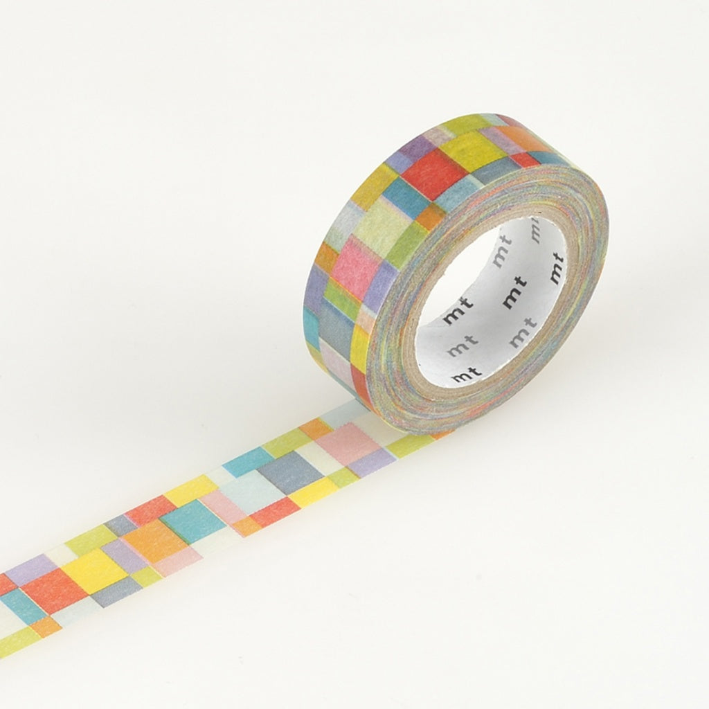 MT Masking Tape Mosaic Bright