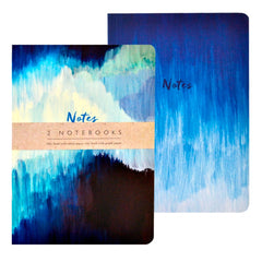Set de 2 cuadernos «Polar»