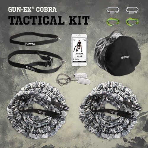COBRA TACTICAL KIT - HEAVY 700