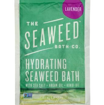 The Seaweed Bath Co. LAVENDER HYDRATING SEAWEED BATH - 6 pack