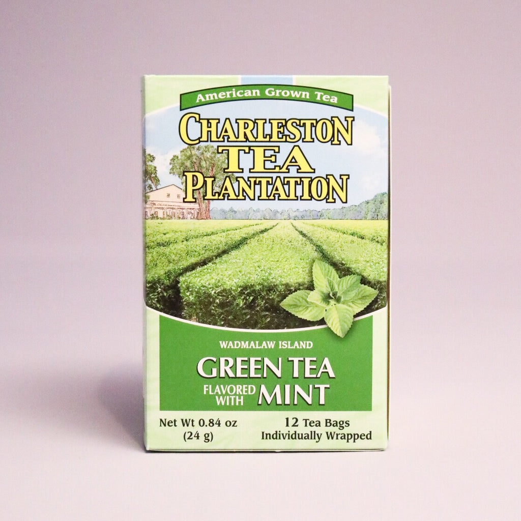 Charleston Green Tea with Mint