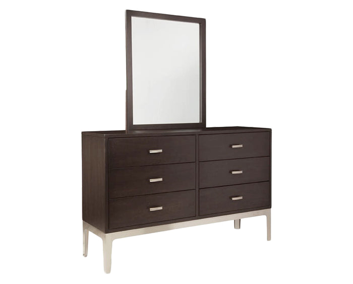Molten Night | Durham Defined Distinction Double Dresser