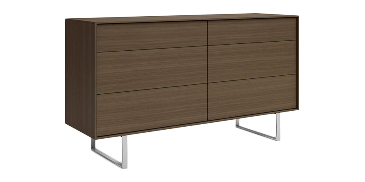 Grey Oak | Mobican Ophelia High Double Dresser