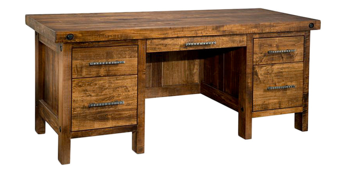 Nutmeg | Handstone Rafters Executive Desk