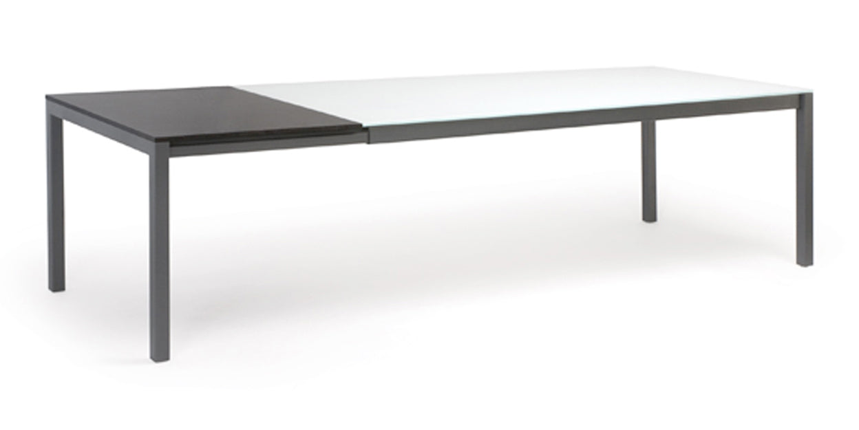 Anthracite and Dark Zebra | Trica Brindisi Table