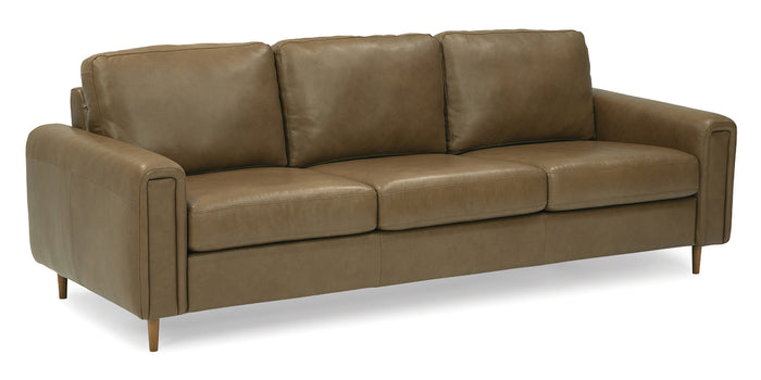 Bronco Peat | Alma High Leg Sofa