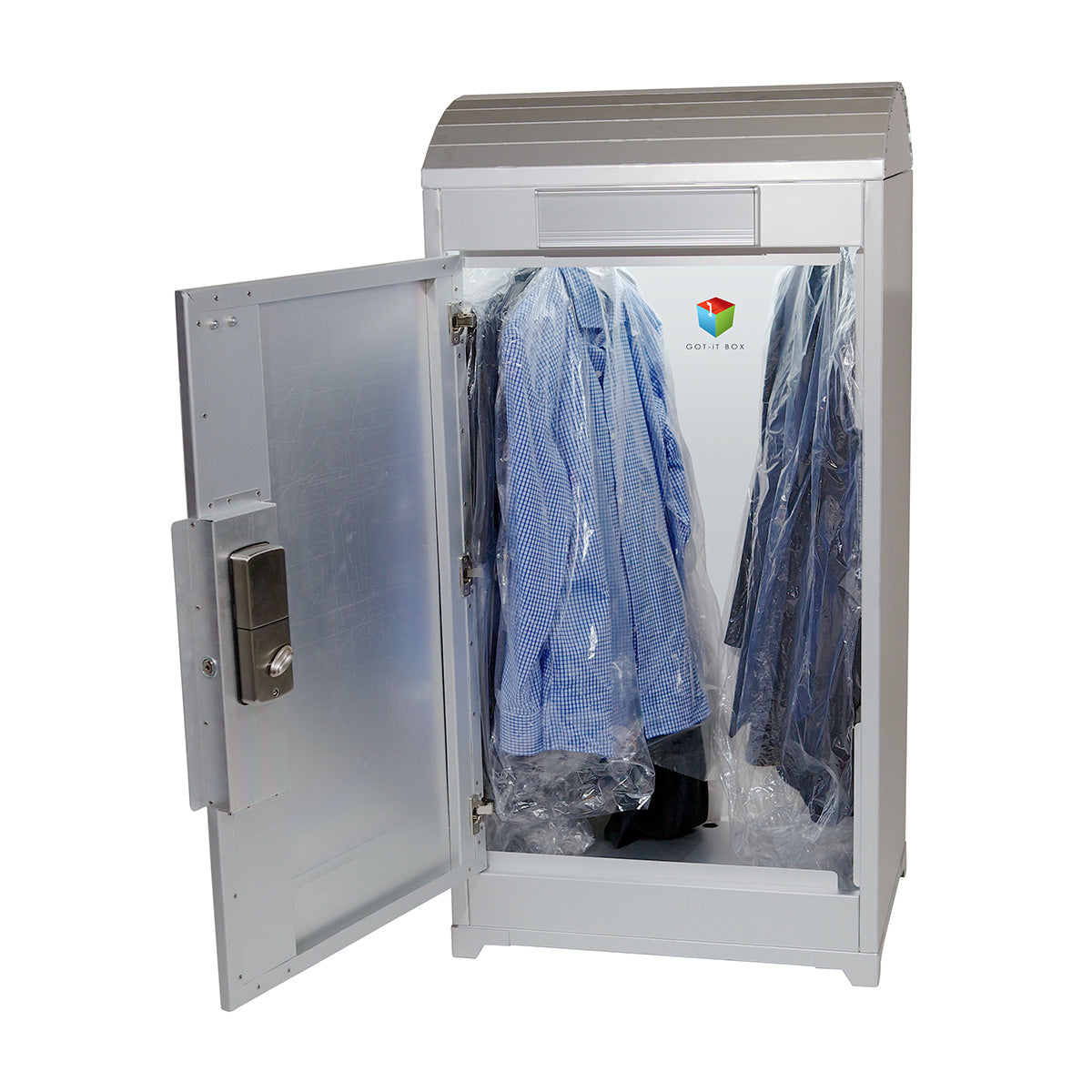 Dry Cleaning Delivery Box