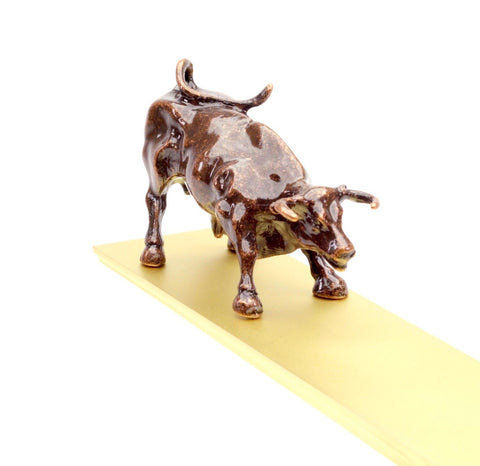 Image of Bull or Bear? The stock market gift of The Market.