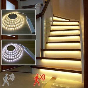 Smart Stair Lights Intelligent Motion Sensor