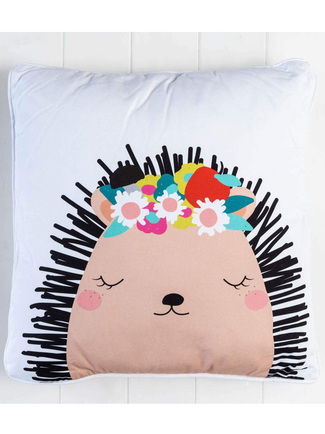 Henrietta Hedghog Cushion