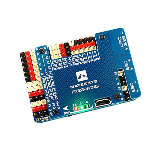 Makerfire Mateksys Flight Controller F722-Wing Built-in OSD High Precision Current Sense