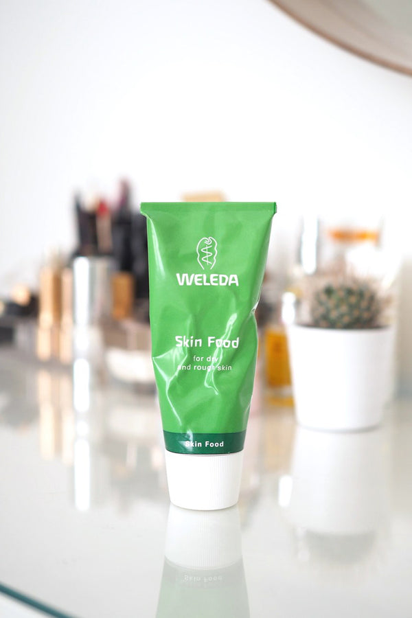 Weleda Skin Food Beautiful Face and Lip Bundle