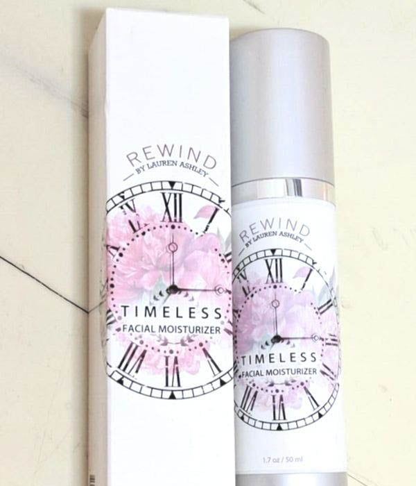 Timeless Anti-Aging AM/PM Facial Moisturizer