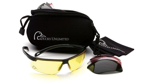Ducks Unlimited Shooting Eyewear Kit-2