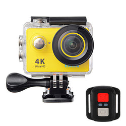 EKEN H9R Sports Action Camera 4K Ultra HD 2.4G Remote WiFi 170 Degree Wide Angle