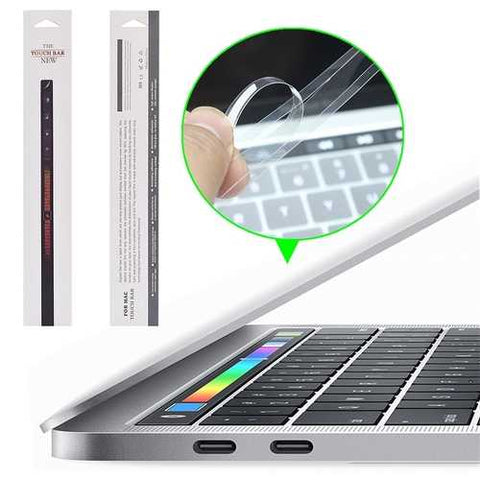 PET HD Clear Touch Bar Protector Film For Macbook Pro Touch Bar 13