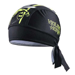 Mens Unisex Summer Quick-dry Breathable Bike Cycling Cap Pirate Hood Racing Hearwear