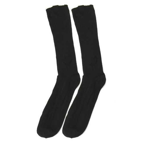 Pair Of Electric Heated Hot Boot Socks For Motorcycle Riding Skiiing