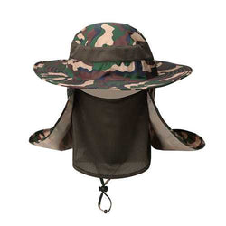 Men Climbing Sunshade Hat Sun Protection Cap