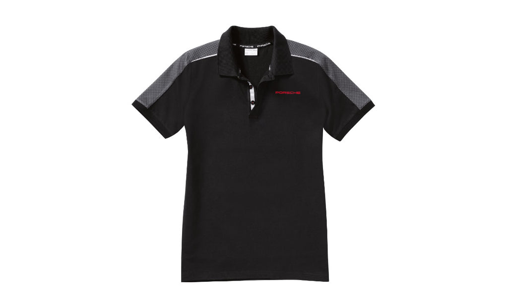 Porsche Driver's Selection Men's Polo Shirt- Racing Collection