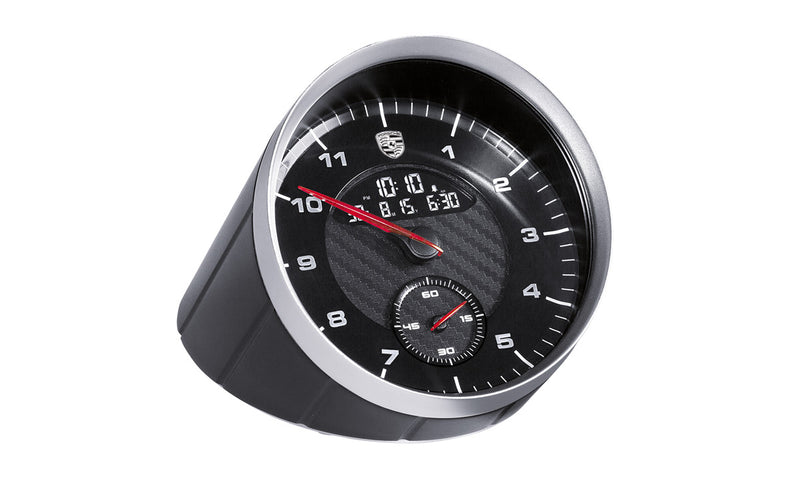 Porsche Driver's Selection Tabletop Clock