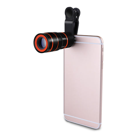 12 HD Zoom Lens for Mobile Phones