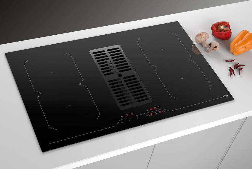 CENTRALE B2 OCTA INDUCTION HOB